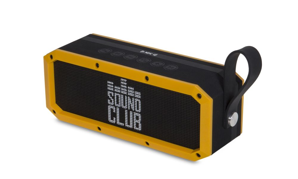 GoClever Sound Club Rugged