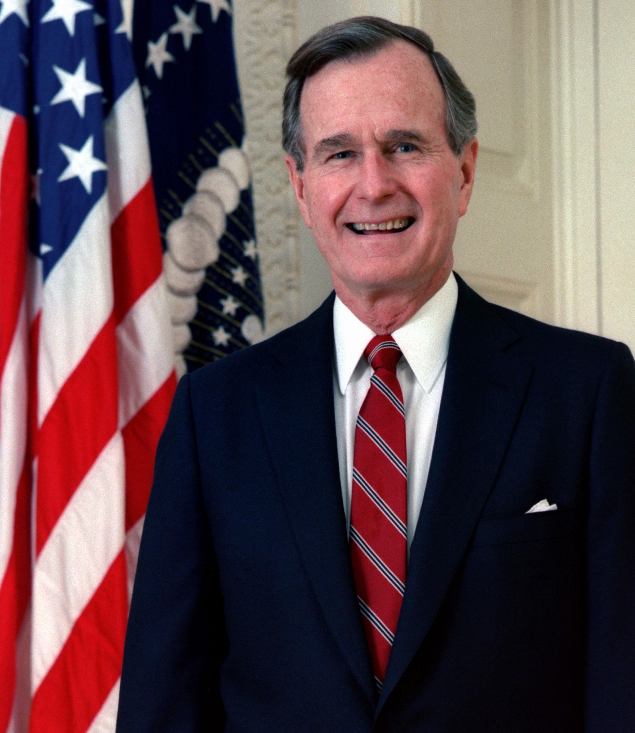 G. Bush (senior)