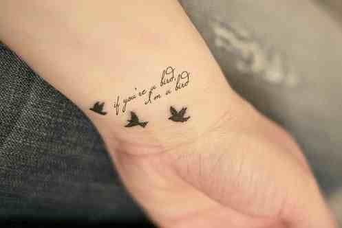 Znacie Jakieś ładne Cytaty Na Tatuaż Zapytajonetpl