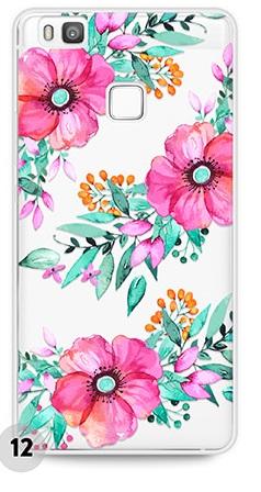 Kwiaty (etui gumowe)