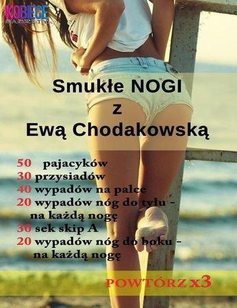 Ktoś wytłumaczy ćwiczenie Ewy Chodakowskiej? Zapytaj.onet.pl