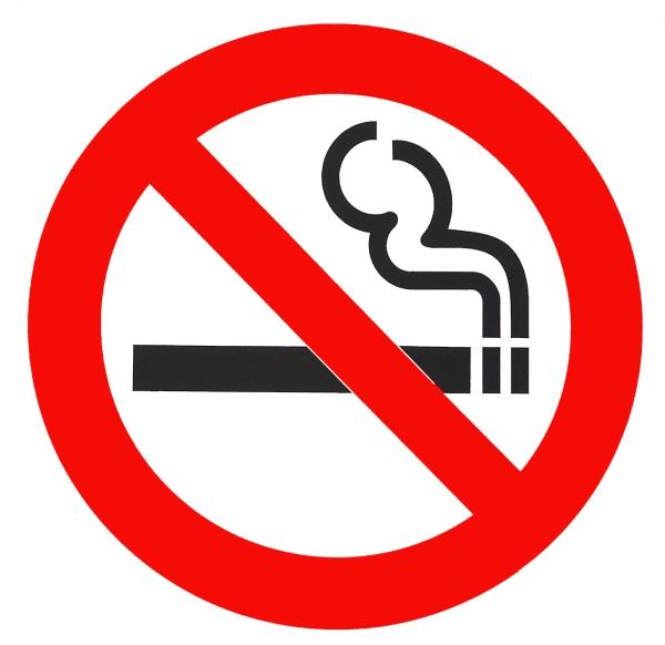 Przy mnie się nie pali