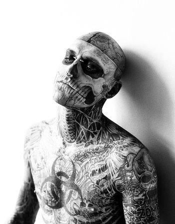 Czy Tatuaże Zombie Boya Są Zmywalne Zapytajonetpl