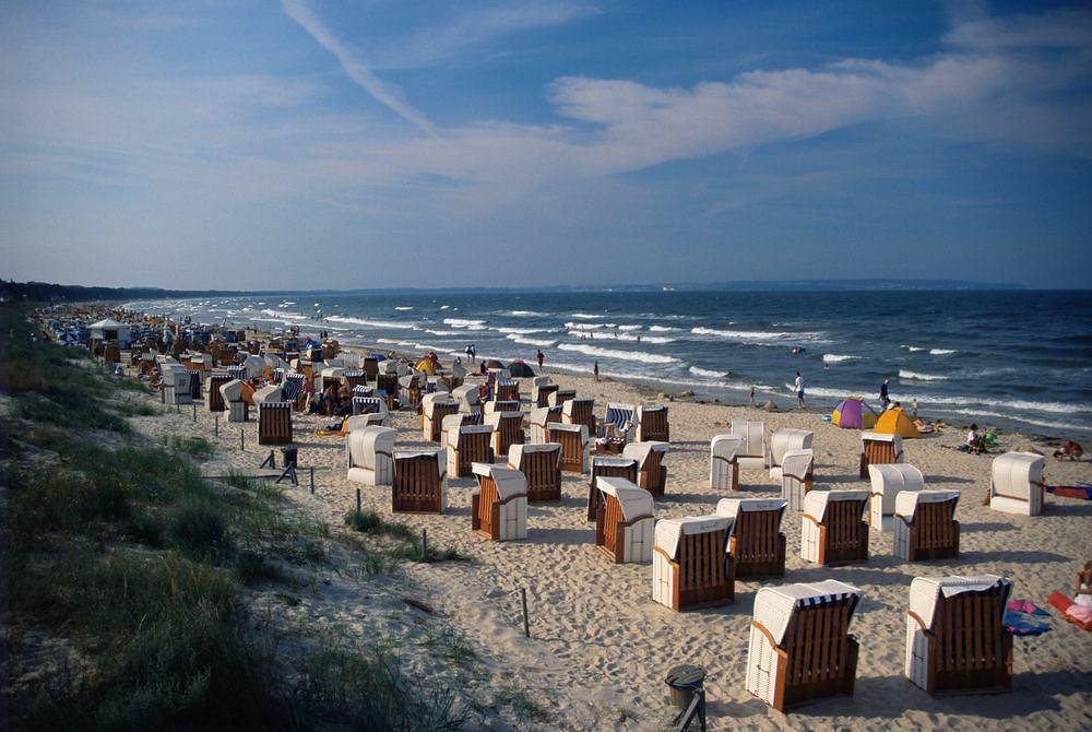 Nad morze w Niemczech