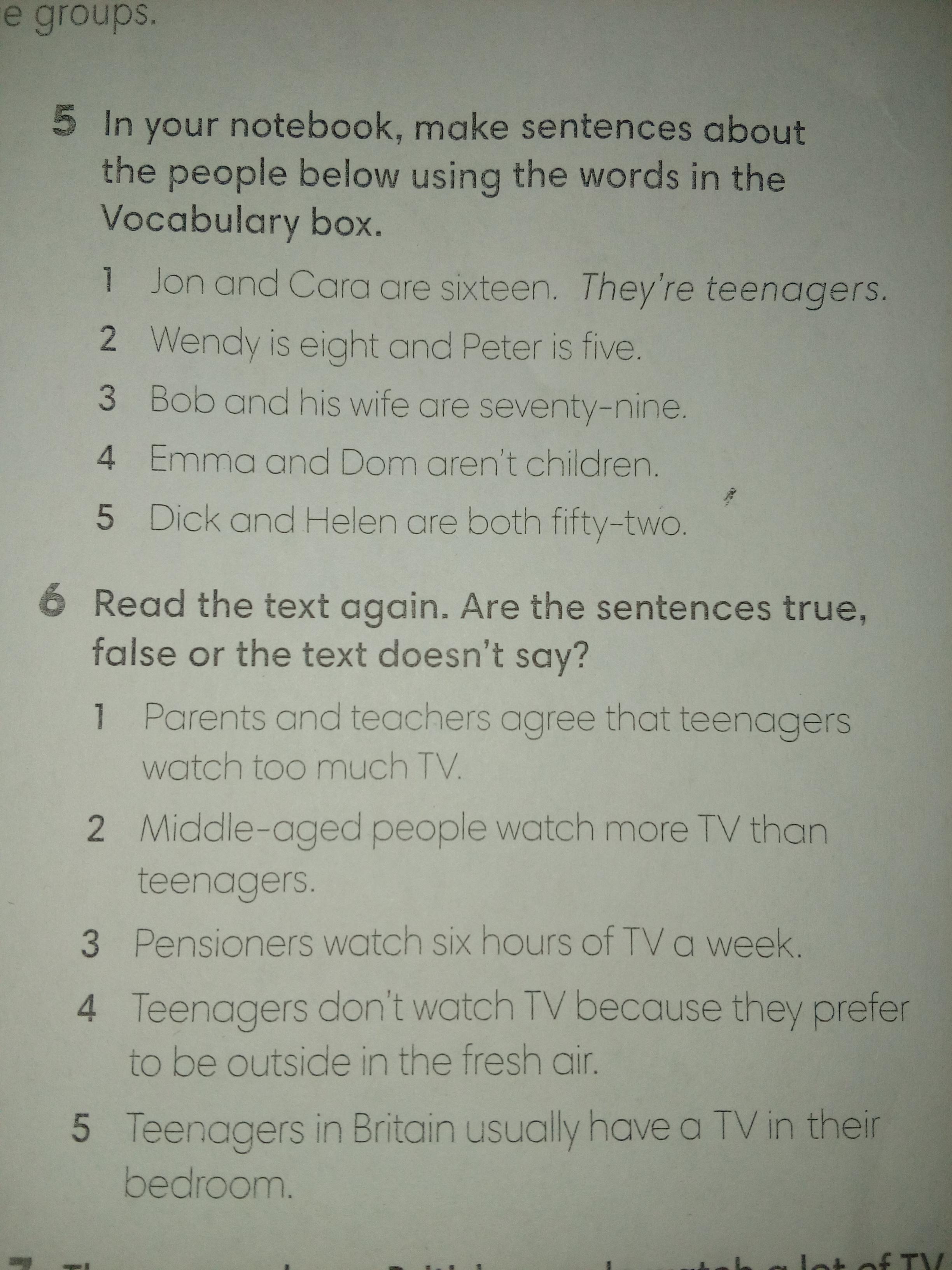 testy angielski klasa 6 chomikuj