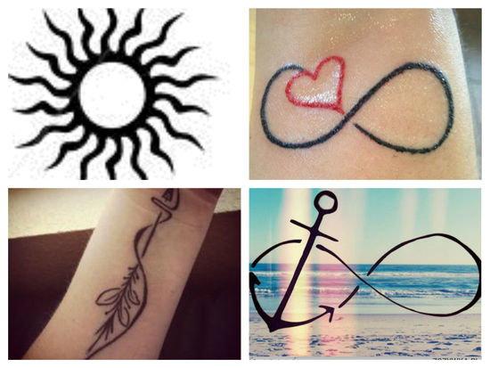 Który Tatuaż Na Nadgarstek Zapytajonetpl