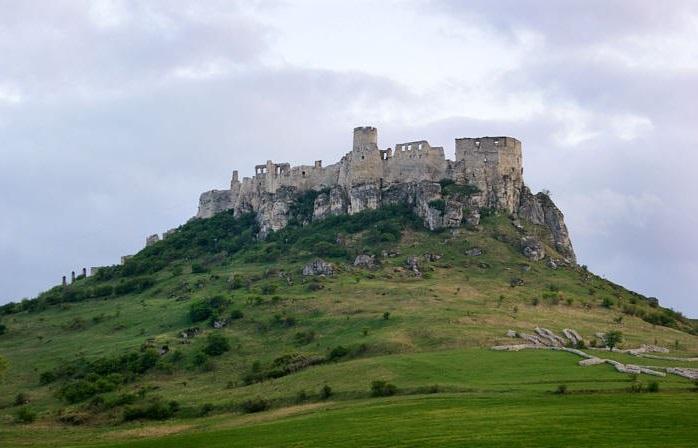 Zamek Spiski (Žehra, Słowacja)