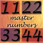 Droga Życia 11, 22, 33 lub 44