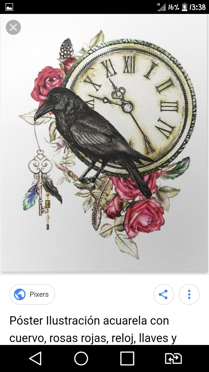 Jakie Będzie Znaczenie Tego Tatuażu Ale Zamiast Kruka