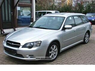 Subaru Legacy (kombi) 2.5 benzyna lub 2.0i
