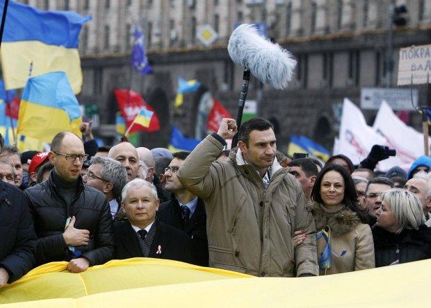 Z Ukrainą (Petru Poroszczenko)
