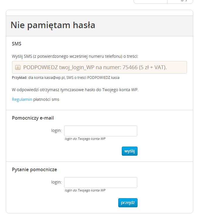 www wp pl poczta logowanie