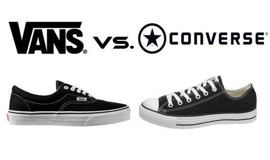 Które buty wolicie Conversy czy Vansy? Zapytaj.onet.pl