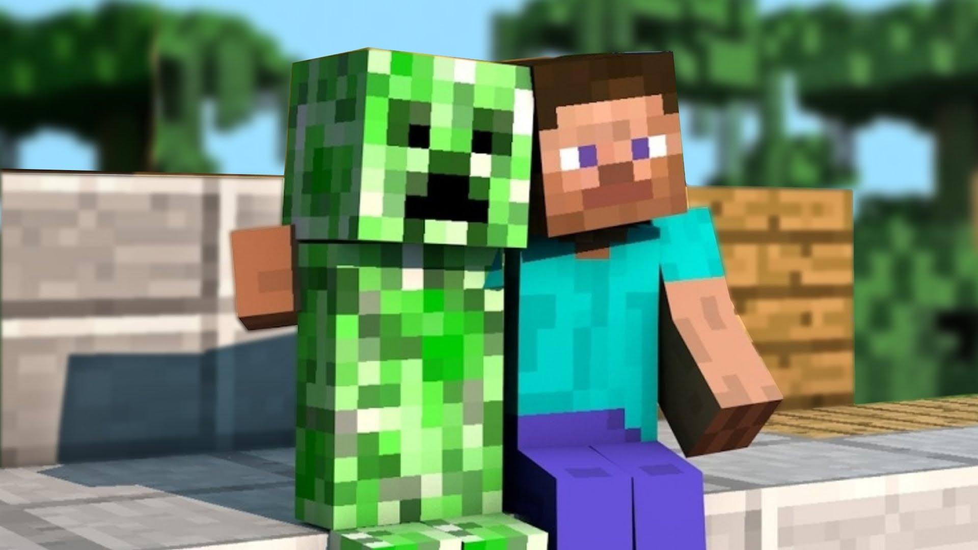 Minecraft !