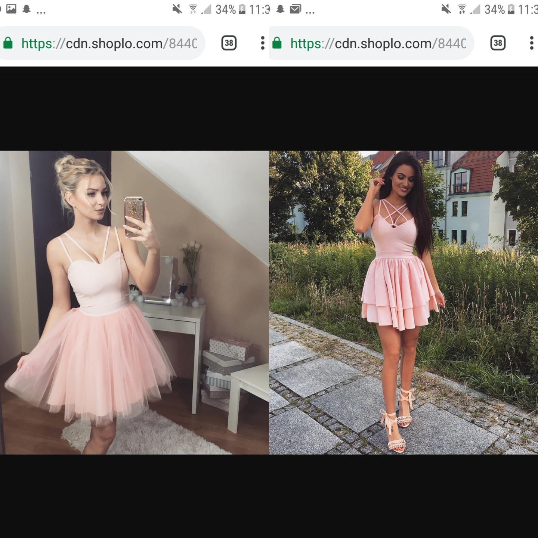 Która sukienka ładniejsza Zapytaj.onet.pl