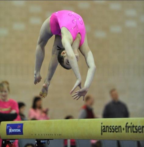 Gimnastyka, najpiękniejszy sport świata.