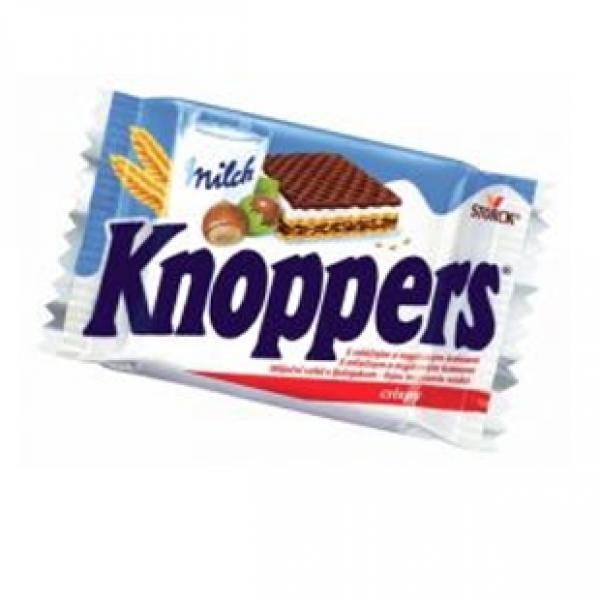 I LIKE KNOPPERS!