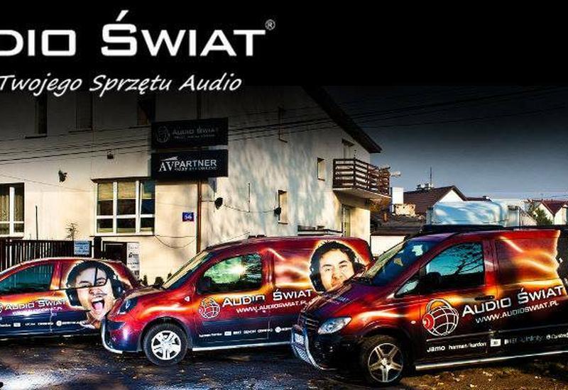 sklep audio hi fi Warszawa - Audio Świat Sp. z o.o. zdjęcie 1