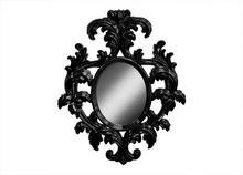 Lustro 130 x 150 - czarne