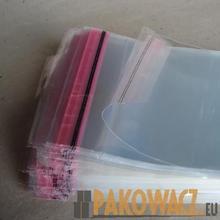 Koperty/torebki foliowe przeźroczyste C4 230x320