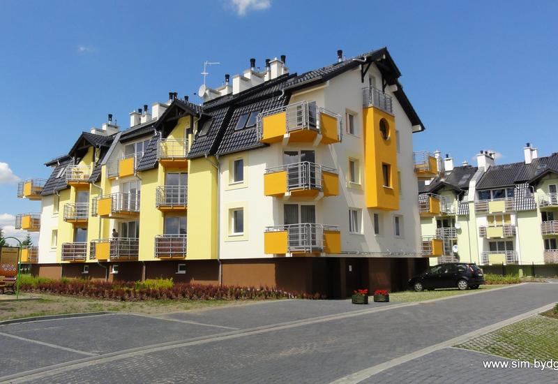 apartamenty - Spółdzielnia Mieszkaniowa... zdjęcie 8