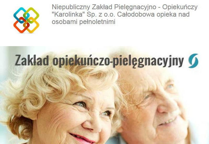 Niepubliczny Zakład Pielęgnacyjno-Opiekuńczy Karolinka Sp. z o.o.