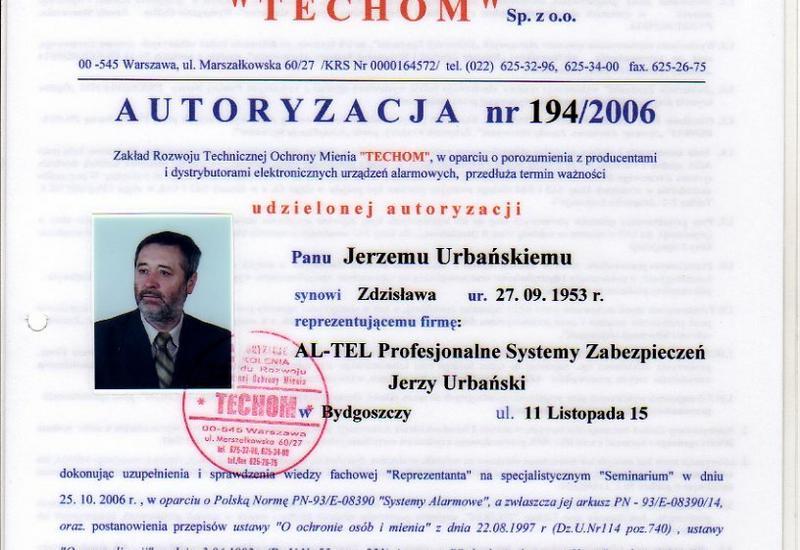 Profesjonalne Systemy Zabezpieczeń