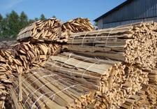 Tartak, więźba dachowa, drewno