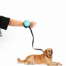 Automatyczna smycz do wspólnego biegania z psem