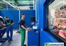 EUROMASTER - Sieć Serwisów Opony i Lekka Mechanika