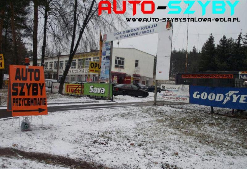 Serwis Szyb Samochodowych