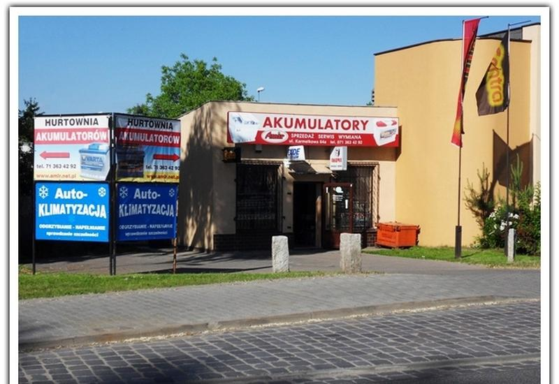 producenci - AMIR - Akumulatory Hurt i... zdjęcie 3