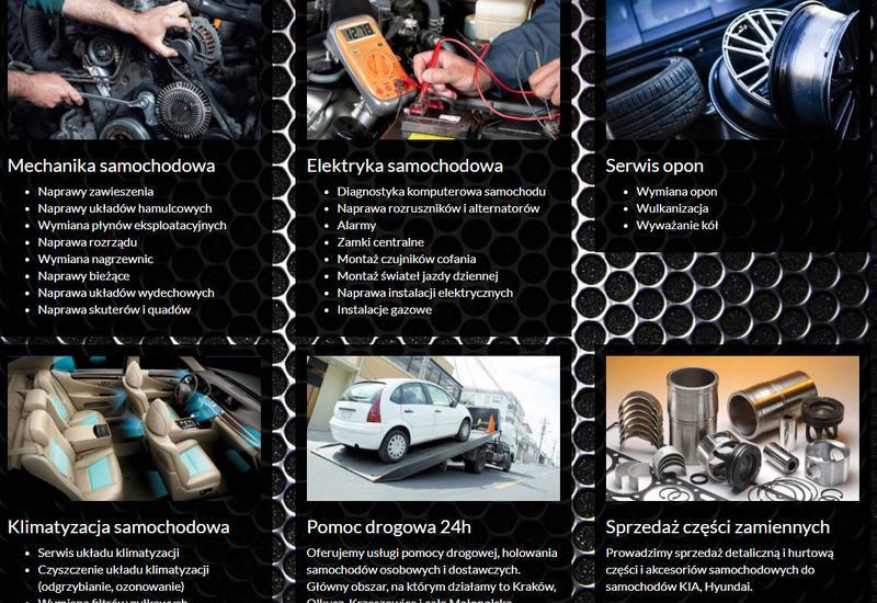 Montaż czujników cofania - Auto Serwis Dominik Migas zdjęcie 2