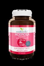 Medverita Acerola ekstrakt 500mg
