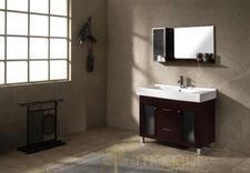 łazienki warszawa - MOGANO - Meble Łazienkowe zdjęcie 1