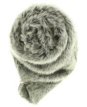 Koc, narzuta SREBRNY TALIZMAN szary 150x200 cm
