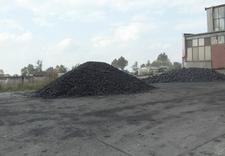 materiały budowlane, węgiel