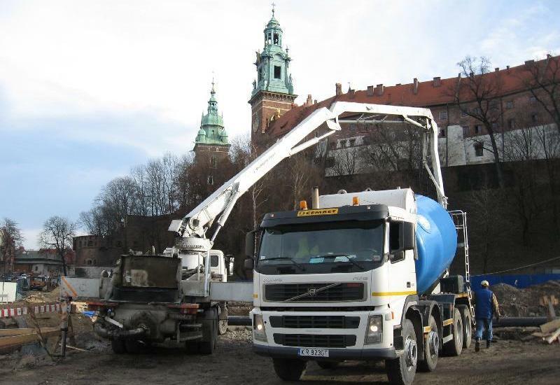 zaprawa budowlana - Cembet Kraków. Beton towa... zdjęcie 4