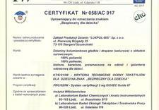 luxpol bis - Zakład Produkcji Dzianin ... zdjęcie 11