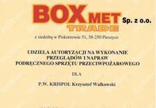 znaki ppoż - P.W. KRISPOL KRZYSZTOF WA... zdjęcie 3