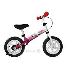 Rowerek biegowy dla dziewczynki WORKER Bounce