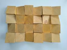 Mozaika drewniana 3D obraz