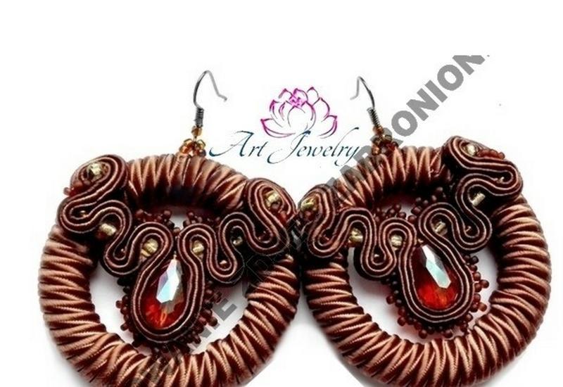 ręcznie robiona biżuteria - ArtJewelry - autorska biż... zdjęcie 5