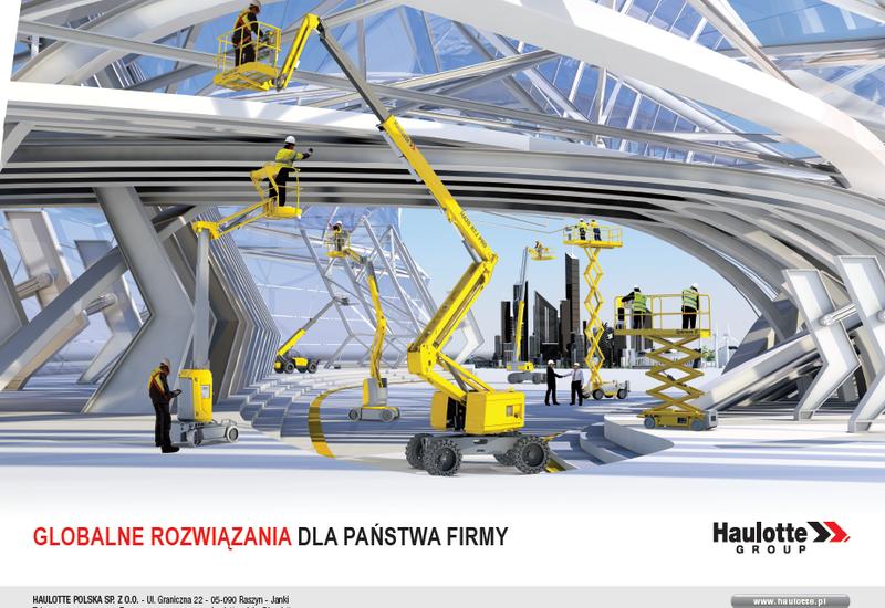 prace inzynieryjne - Haulotte Polska Sp. z o.o... zdjęcie 2