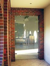 Szklane drzwi wewnętrzne