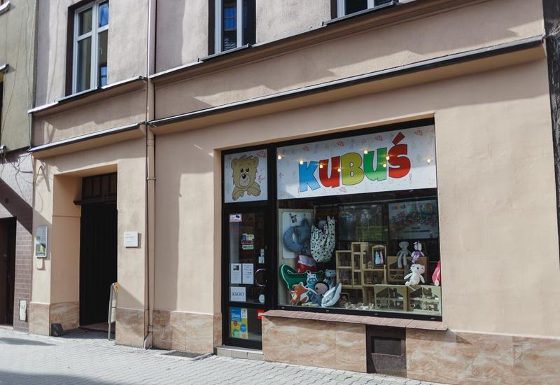 rowerki - KUBUŚ Zabawki i Art. Papi... zdjęcie 1