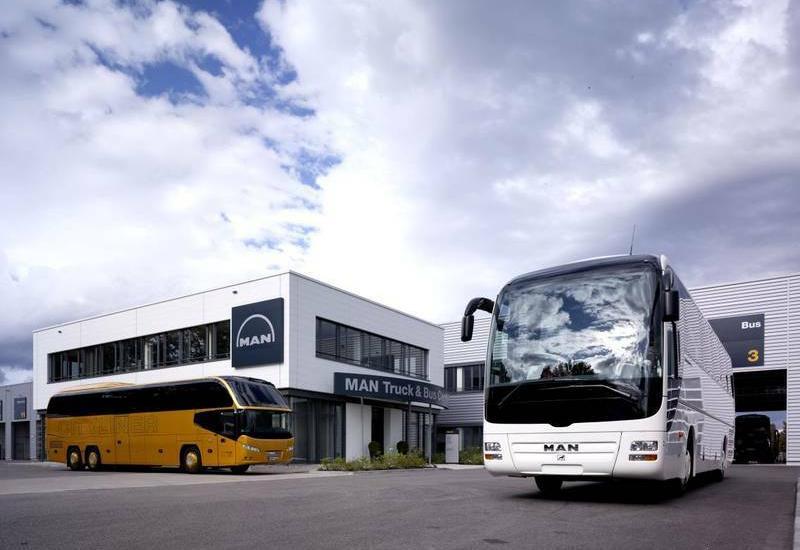 man truck bus polska - MAN Truck & Bus Center Kr... zdjęcie 2
