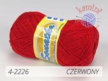 Sonatka 4-2226 czerwony
