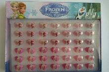 Pierścionki Frozen 42 szt.