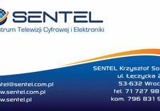 kamera - Sentel. Anteny, sprzedaż ... zdjęcie 3
